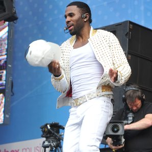 Jason Derulo live at North East Live 2014