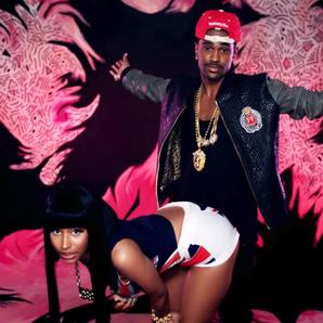 Big Sean Nicki Minaj Dance