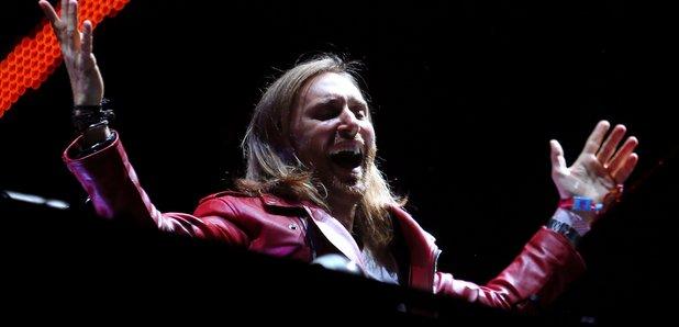 David Guetta Coachella 2015