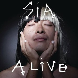 Sia Alive Artwork