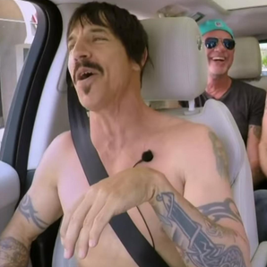 Red Hot Chili Peppers Carpool Karaoke James Corden