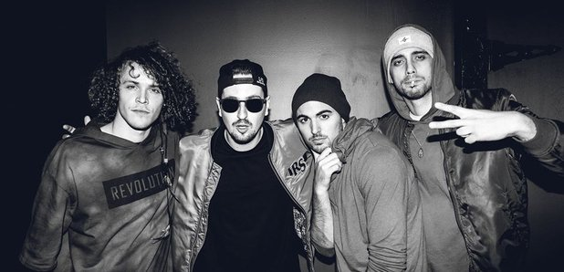 Cheat Codes and Robin Schulz