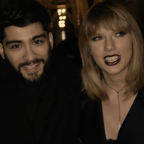 Zayn and Taylor Swift I Don't Wanna Live Forever