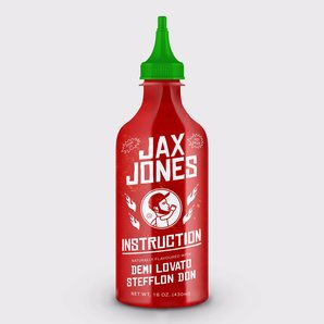Jax Jones feat. Demi Lovato & Stefflon Don - 'Inst