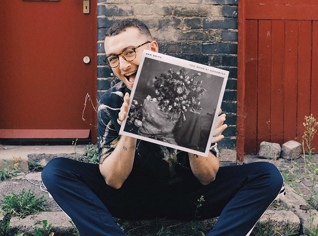 Sam Smith announces release date for new single